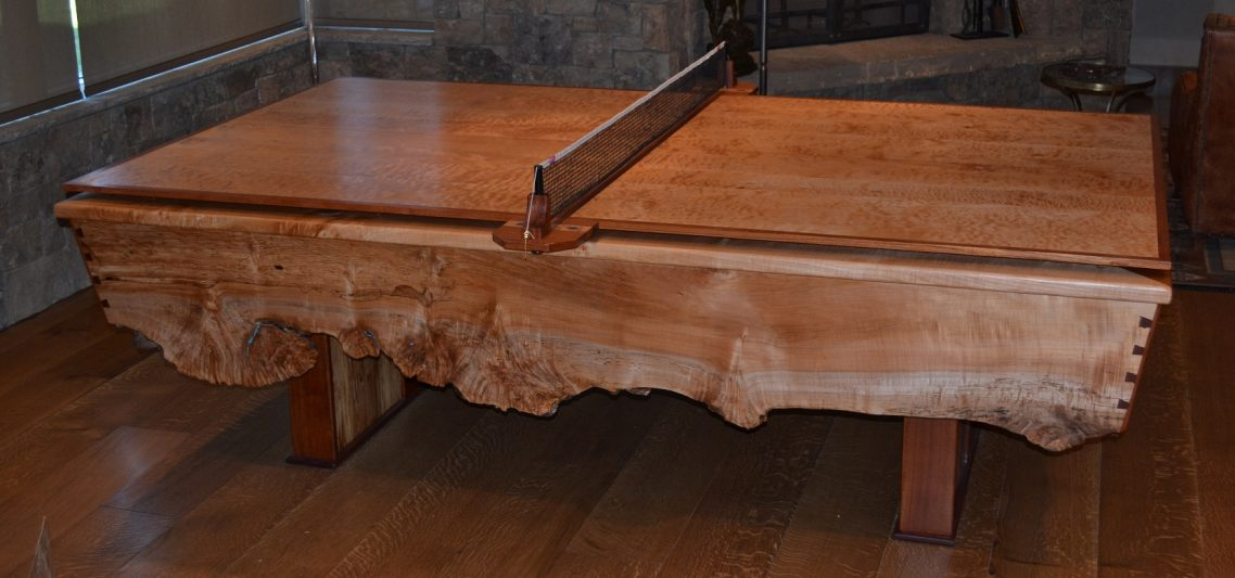 Custom Billiard Table