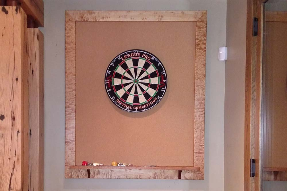 Custom Dart Board