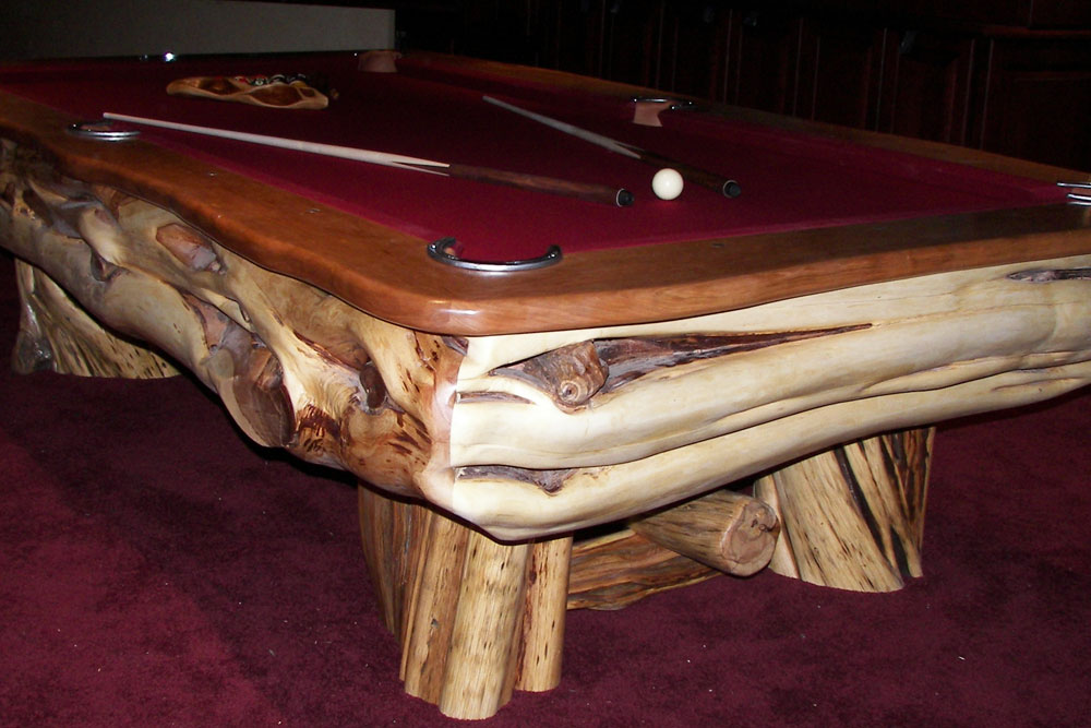 Custom Pool Table