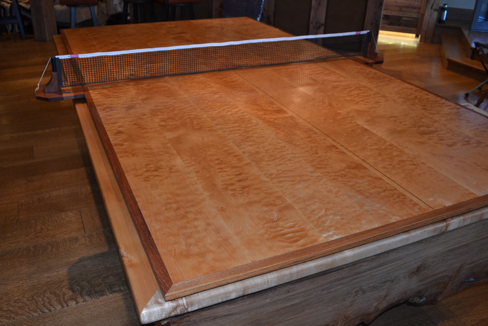 ... Ping Pong Table ...