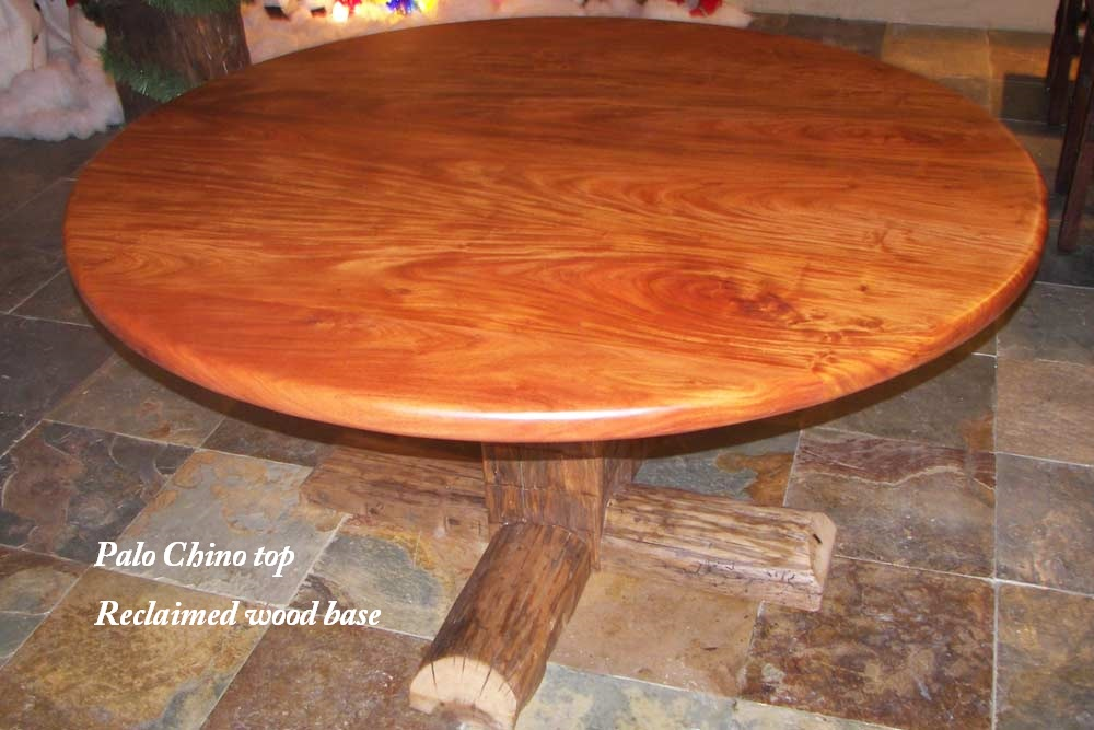 Custom Palo Chino Dining Table
